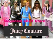 NWT Juicy Couture Velour Tracksuit Women Graphic Jacket Pants Xs S M L XL