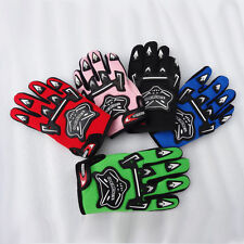 Youth/Peewee Kids MX Motocross Off-Road ATV Dirt Pit Bike Gloves Cycling su
