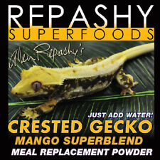 Repashy Crested Gecko Diet Mango Superblend Bearded Dragon Crested Gecko Rept...