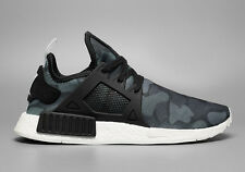 Adidas NMD XR 1 BA7231 Duck Camo Core Black White Boost Shoes Mens Sneakers NIB