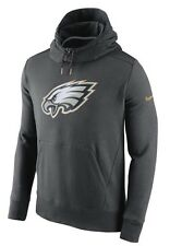 New Nike Philadelphia Eagles Champion Drive Hybrid Hoodie 727560 071 Men's
