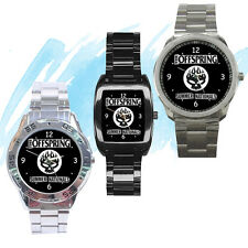 NEW Wrist Watch Stainless Metal The Offspring Punk Band