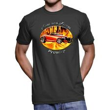 Plymouth Prowler Fast And Fierce Men`s Dark T-Shirt