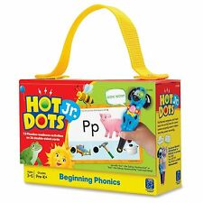 Hot Dots Jr. Card Set Phonics Fun Learning Toys by Educational Insights (2352)