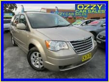 2009 Chrysler Grand Voyager RT Touring Champagne Automatic 6sp A Wagon