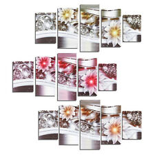 Unframed HD Canvas Prints Home Decor Wall Art Picture Painting Diamond Flower