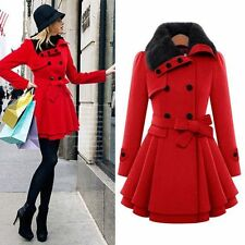 Winter Women Fashion Thicken Parka Coat Overcoat Long Jacket Warm Outwear