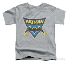 Toddler: Batman The Brave and the Bold - Batman Shield Baby T-Shirt - Heather