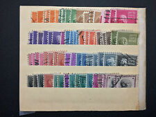 US STAMPS LOT OF VARIOUS PREXIE STAMPS  MINT & USED -4