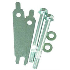Powermaster 607-9 Natural Finish Starter Bolts & Shims Knurled 4.3125 For Use Wi