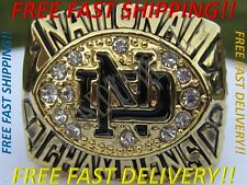 Notre Dame Fighting Irish Championship Ring 1988 Lou Holtz NCAA  - USA Seller