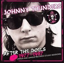JOHNNY THUNDERS After the Dolls: 1977-1987 [CD & DVD] (new York Dolls)Punk Rock