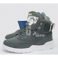 Patrick Ewing Athletics 33 Hi Grey Monument/White