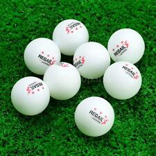 DURABLE ADVANCED TRAINING PING PONG BALLS 50PCS 3-STAR 40MM TABLE TENNIS D7W4