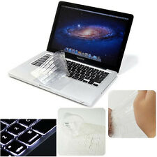"""Durable Ultra Clear TPU Keyboard Cover Protector for Macbook Air 11"""" Pro 13 15"""""""