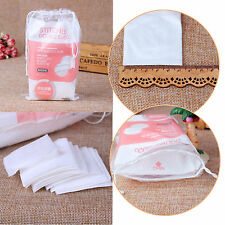 Facial Makeup Cleansing Cosmetic Remover Face Soft Cotton Puff Pads 50/100pcs