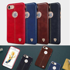 Hot Englon Luxury Vintage Lether Case Cover Magnetic Car For iPhone 6/6S/7/7Plus