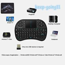 Quality Mini Wireless Keyboard 2.4G with Touchpad Handheld Keyboard Lot DP