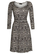 Vive Maria leopard Pin-Up Dress leopard allover Print