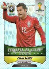 2014 Panini Prizm World Cup Brasil - Brazil '14 'World Cup Stars' Prizm Parallel