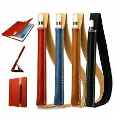 """Genuine Leather Case Cover Sleeve Pouch Bag For Apple iPad Pro Pencil 9.7""""12.9"""""""