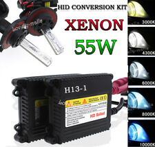 Xenon Replacement Lights HID DC 55W Kit 9006 H11 880 For GMC Sierra 1500 2500 Z1