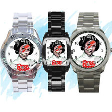 NEW Wrist Watch Stainless Sport Barrel Analogue Carrie Fisher Princess Leia