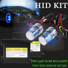 Xenon Replacement Lights HID DC 55W Kit  H4 9007/9004  H13 9004 Hi/Lo Beam Z1
