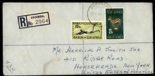 Kroondale South Africa registered cover to Horseheads US FDC