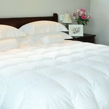 13.5 TOG GOOSE FEATHER AND DOWN DUVET/ QUILT '15% DOWN'