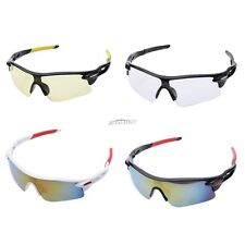 Unisex Protective Polarized Sports Sunglasses Outdoor Driving Cycling Eyewear