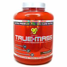 BSN True Mass Weight Gainer 5.82 LBs or 10 LBs - Pick Flavor & Size