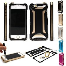 KANENG Transformers Aluminum Metal Frame Bumper Case Cover for Apple iPhone 5 5S