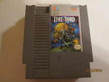 NES NINTENDO GAME  TIME LORD         CARTRIDGE ONLY