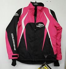 Coldwave Womens Snofire Snowmobile Jacket Pink  **SM, XL**