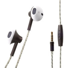 APOLOK T6 3.5mm Wired Stereo In-ear Headphone with Microphone & Remote Control