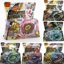 Fusion Top Rapidity Fight Metal Master Beyblade 4D Launcher Grip Games Collect