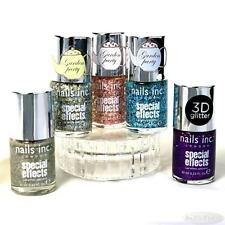 Nails Inc Special Effects Top Coat Nail Polish 0.33 oz Choose Your Finish