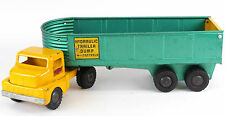 Structo Hydraulic Dump Truck Vintage 50's Working Colorful Toy