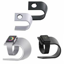 Aluminum Apple Watch Holder Stand Bracket Charging Dock Station For iWatch Phone