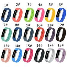 Silicone Watch band Bracelet Wrist Strap For Fitbit Alta Multiple Colors