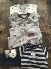 Baby Boy Lot of 4 Outfits Carters 3 Months