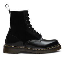 Dr.Martens 1460 Patent Lamper 8 Eyelet Black Patent Womens Boots