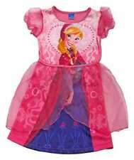 Official Disney - Frozen ANNA Character - Fancy Dress Party Costume - FREE P&P