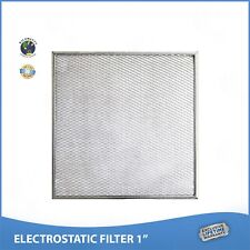 20x30x1 Lifetime Air Filter Electrostatic Permanent Washable Furnace & A/C