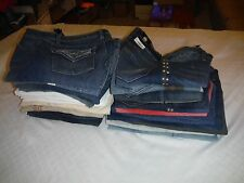 Mix Brand Jean Shorts Many Sizes Many Color Many Brands NWT