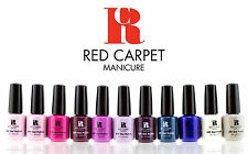 Red Carpet Manicure LED Gel Polish 12 Colors to Choose From