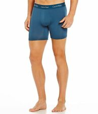 CALVIN KLEIN BODY MODAL BOXER BRIEF MENS UNDERWEAR TUSCAN BLUE   # U5555-NWT