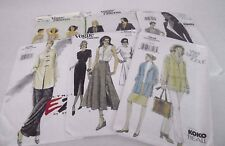 VOGUE ladies sewing patterns -Select a Pattern - Skirts,Dresses, Pants Tops