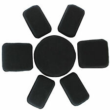 Fast Tactical Helmet Baffle Sponge Pad For LWH Mich Guard CS Protection